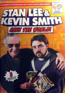 Stan Lee and Kevin Smith Save the World 2-Disc DVD Set