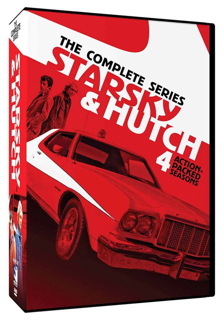 Starsky and Hutch: The Complete Series 16-Disc DVD Box Set