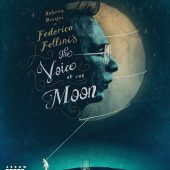 Federico Fellini's The Voice of the Moon Special Edition Combo Blu-ray + DVD