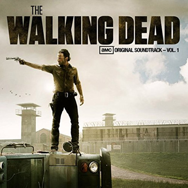 AMC The Walking Dead Original Soundtrack Volume 1