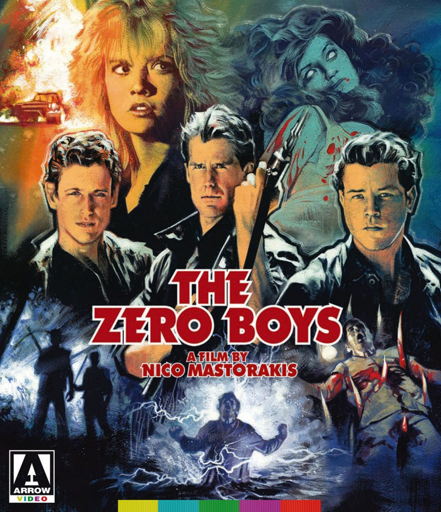 The Zero Boys Special Limited Edition Blu-ray + DVD