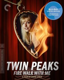 Twin Peaks: Fire Walk With Me Criterion Collection Director Approved Special Edition