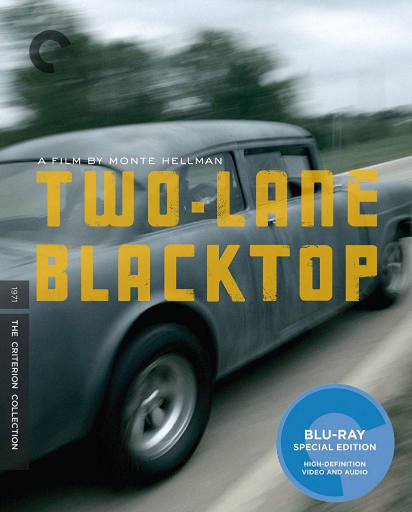 Two-Lane Blacktop Criterion Collection Blu-ray