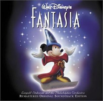 Walt Disney's Fantasia Remastered Original Soundtrack Edition 2-CD Set