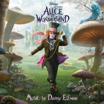 Alice in Wonderland Original Soundtrack Album Music by Danny Elfman