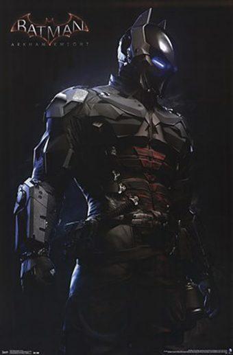Batman: Arkham Knight 22 x 34 inch Armor Poster