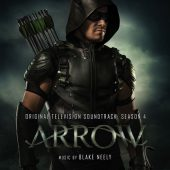 Arrow Original Television Soundtrack Season 4 Limited Edition, Music by Blake Neely