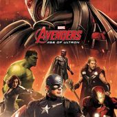 Avengers: Age of Ultron 22 x 34 Inch Teaser Movie Poster