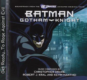 Batman: Gotham Knight Soundtrack from the DC Universe Animated Original Movie