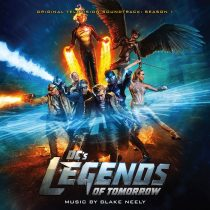 DC's Legends Of Tomorrow – Original Television Soundtrack Season 1 Limited Edition Music by Blake Neely