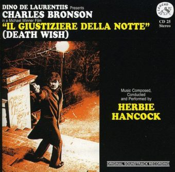 Death Wish Original Soundtrack Music by Herbie Hancock [Import]