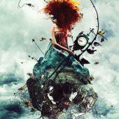 Delirium 24 x 36 Inch Art Poster