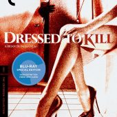 Dressed to Kill Director-Approved Special Edition – Criterion Collection