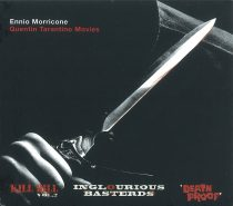 Ennio Morricone: Quentin Tarantino Movie Scores – Kill Bill Volume 1, Inglourious Basterds, Death Proof