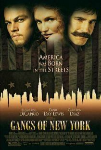 Gangs of New York 24 x 36 Inch Movie Poster