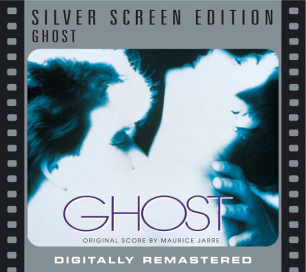 Ghost Original Score by Maurice Jarre: Silver Screen Edition – Digitally Remastered