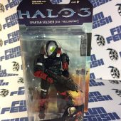 Halo 3 Spartan Soldier – EVA HellSpartan Action Figure McFarlane Toys SDCC Exclusive