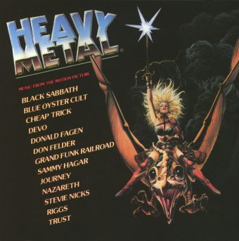 Heavy Metal Music from the Motion Picture Soundtrack