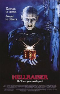 Clive Barker's Hellraiser Pinhead 24 x 36 Inch Movie Poster
