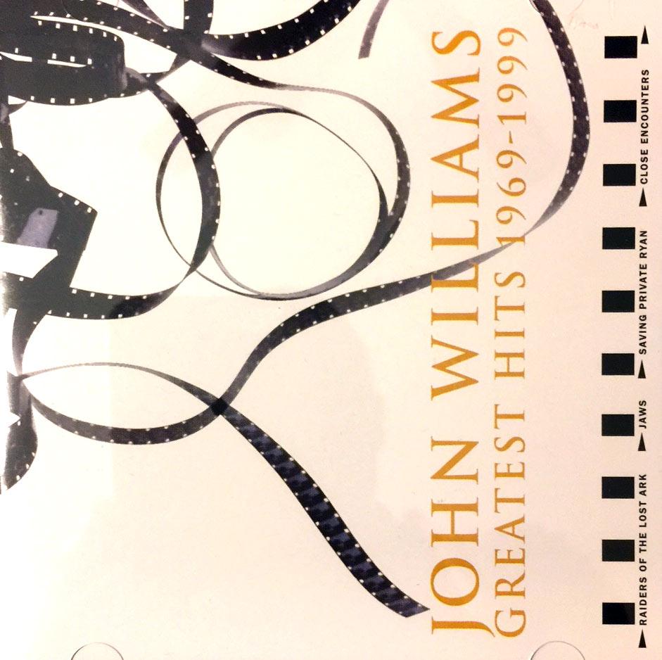 John Williams Greatest Hits 1969 – 1999 2-Disc Set [Star Wars, E.T., Saving Private Ryan + Many More]