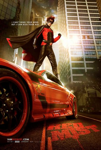 Kick-Ass Red Mist 24 x 36 Inch Character Movie Poster