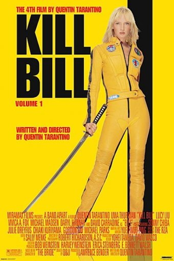 Kill Bill Volume 1 24 x 36 Inch Movie Poster