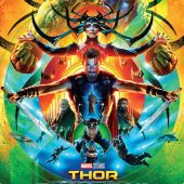 Thor: Ragnarok 24 x 36 Inch Movie Poster