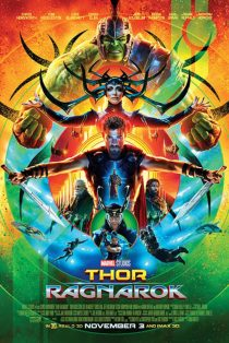 Thor: Ragnarok 24 x 36 Inch Movie Poster