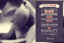 Muhammad Ali I'll Tell You How Quote 36 x 24 Inch Sports Poster