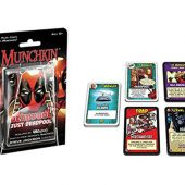 Munchkin: Deadpool Just Deadpool Card Set