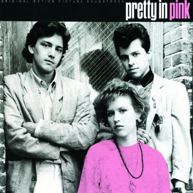 Pretty in Pink Original Motion Picture Soundtrack