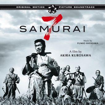 Seven Samurai Original Motion Picture Soundtrack Remastered Music by Fumio Hayasaka [Import]