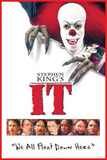 Stephen King's IT (1990) 24 x 36 Inch TV Miniseries Poster