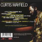 Super Fly Original Motion Picture Soundtrack Performed by Curtis Mayfield