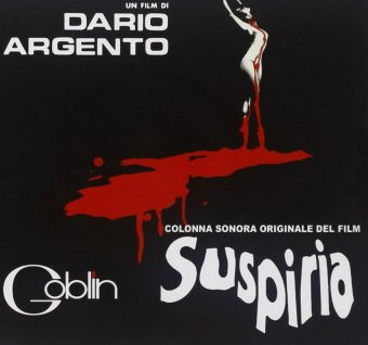 Dario Argento's Suspiria Original Soundtrack Album Music by Goblin
