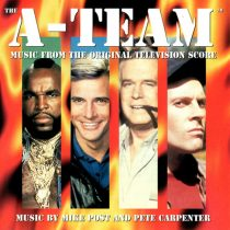 The A-Team Music from the Original Television Score [OOP]