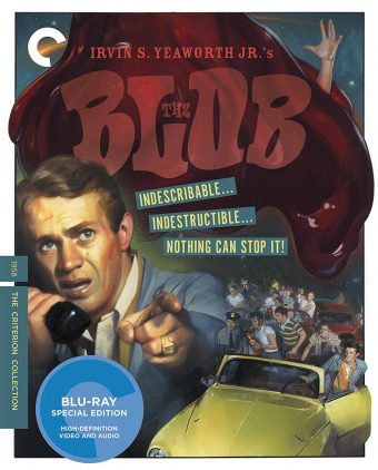 Irvin S. Yeaworth Jr.'s The Blob Blu-ray Special Edition – Criterion Collection