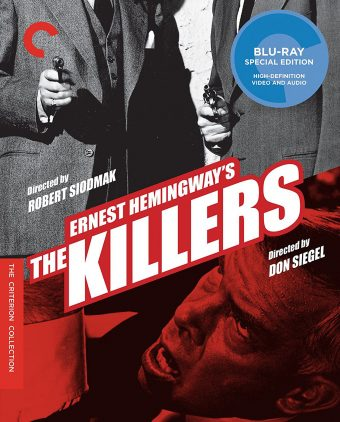 Don Siegel's The Killers Special Edition Criterion Collection – Ernest Hemingway