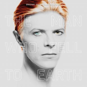 The Man Who Fell To Earth 2 CD Original Soundtrack Recording