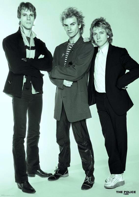 The Police (1980) 24 x 33 Inch Poster