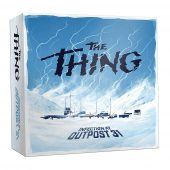 The Thing: Infection at Outpost 31 Strategy Board Game