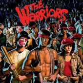 The Warriors 36 x 24 Inch Painted Horizontal Movie Poster