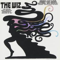 The Wiz Original Cast Album – Winner 7 Tony Awards