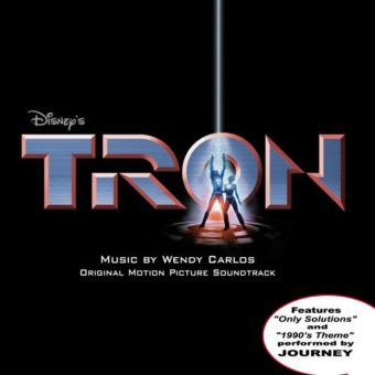 Tron Original Motion Picture Soundtrack Music by Wendy Carlos