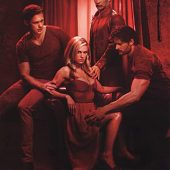 True Blood – Show Your True Colors Slogan 24 x 36 inch Poster
