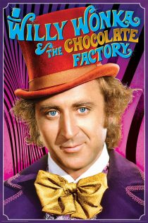 Willy Wonka and the Chocolate Factory 24 x 36 Inch Movie Poster