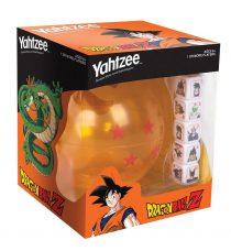 Yahtzee: Dragon Ball Z Edition