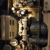 16MM Film Camera Close-up