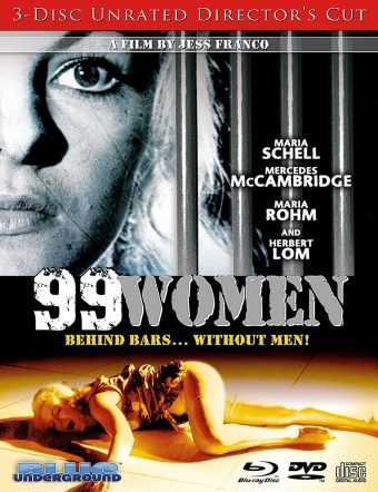 99 Women 3-Disc Unrated Director's Cut + Original Soundtrack