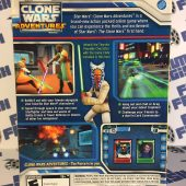 Star Wars: Clone Wars Adventures Galactic Passport Kit with Yoda Monitor Topper